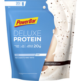 PowerBar Deluxe Sachet Protéines 500g, Stracciatella